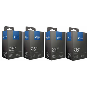 SCHWALBE No.13 Tube 26'' 4-pack